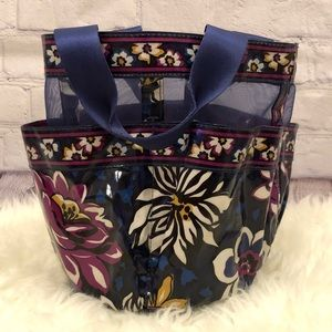 Vera Bradley shower caddy